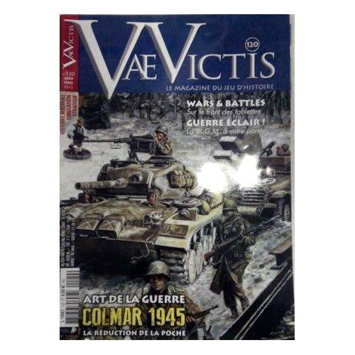 Vae Victis n. 120: Magazine SENZA Wargame  (Lingua: Francese - Stato: Usato Ottime Condizioni)