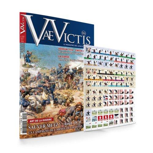 Vae Victis n. 152:  Sedan 1870  (Lingua: Francese - Stato: Nuovo)
