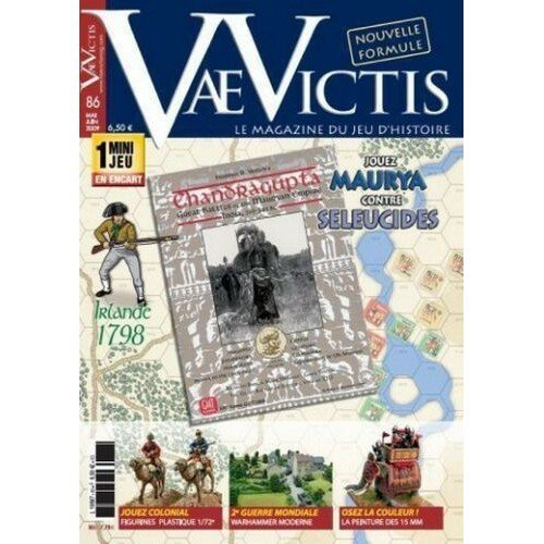 Vae Victis n. 86: Irlande 1798  (Language: French - Conditions: Used Excellent Condition)