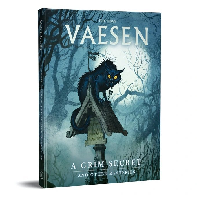 Vaesen, A Wicked Secret and Other Mysteries  (Lingua: Inglese - Stato: Nuovo)
