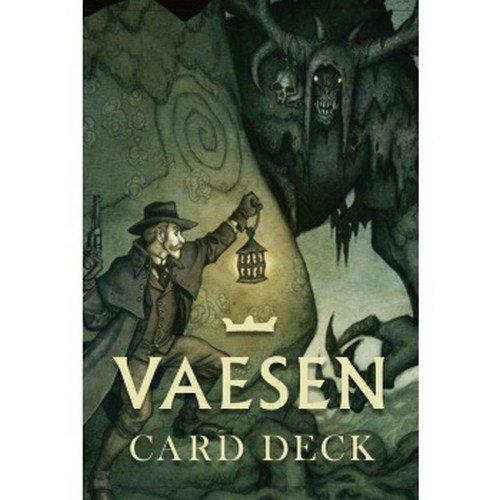 Vaesen, Mazzo di Carte  (Lingua: Inglese - Stato: Nuovo)