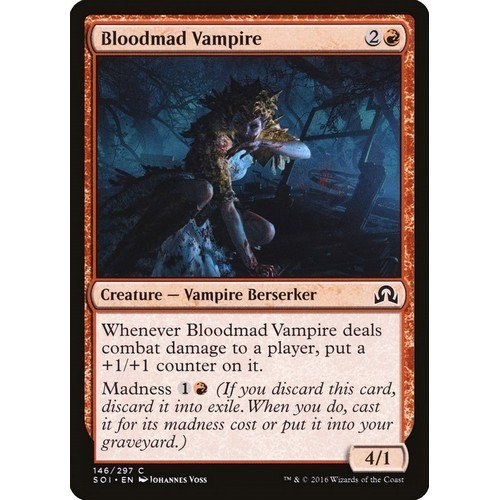 Vampira Bramosa di Sangue  (Lingua: Inglese - Stato: Near Mint)