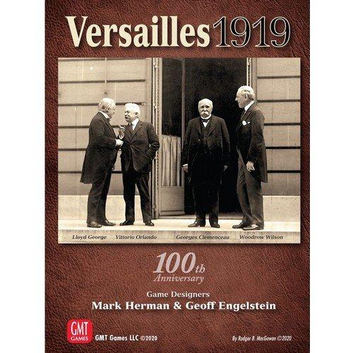 Versailles 1919  (Lingua: Inglese - Stato: Nuovo)