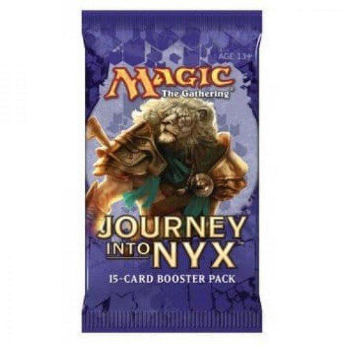 Viaggio Verso Nyx Busta 15 Carte  (Lingua: Inglese - Stato: Nuovo)