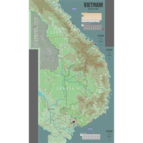 Vietnam: Rumor of War  (Lingua: Inglese - Stato: Nuovo)