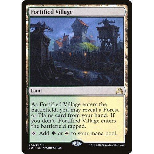 Villaggio Fortificato  (Lingua: Inglese - Stato: Near Mint)