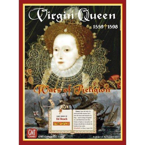 Virgin Queen  (Lingua: Inglese - Stato: Usato Ottime Condizioni)
