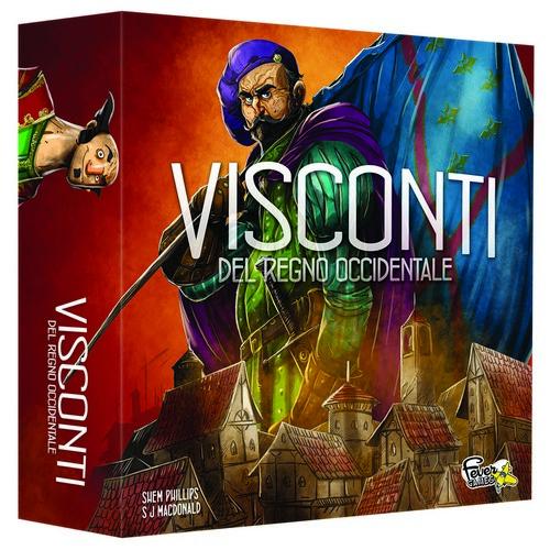 Visconti del Regno Occidentale  (Lingua: Italiano - Stato: Nuovo)