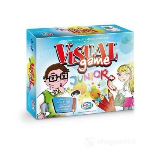 Visual Game Junior  (Lingua: Italiano - Stato: Nuovo)