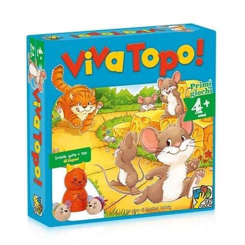 Viva Topo!  (Lingua: Italiano - Stato: Nuovo)