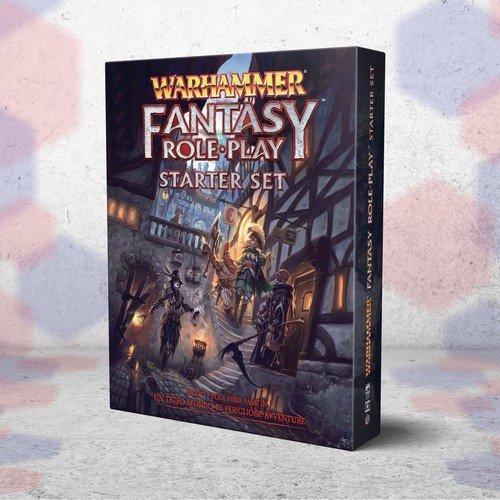 Warhammer Fantasy Role Play Starter Set  (Lingua: Italiano - Stato: Nuovo)