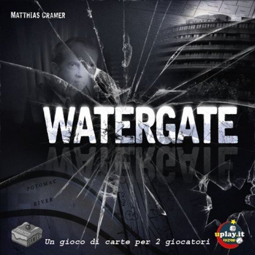 Watergate  (Language: Italian - Conditions: New)