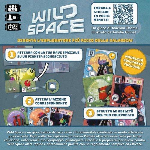 Wild Space  (Lingua: Italiano - Stato: Nuovo)