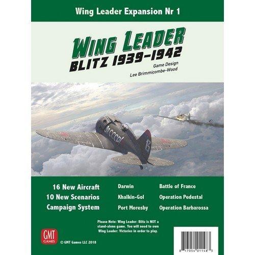 Wing Leader: Blitz  (Lingua: Inglese - Stato: Nuovo)