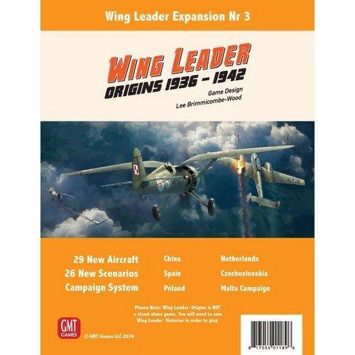Wing Leader: Origins 1936-1942  (Lingua: Inglese - Stato: Nuovo)