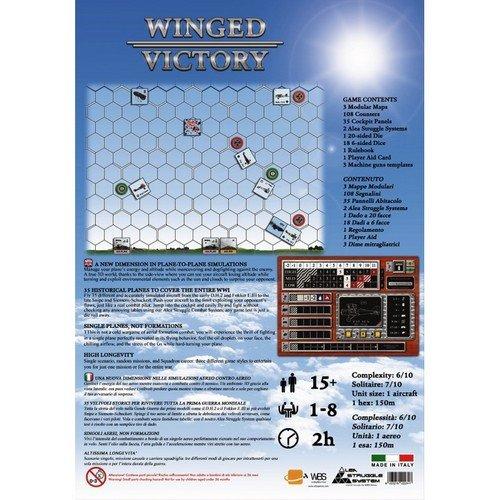 Winged Victory  (Lingua: Italiano, Inglese - Stato: Nuovo)