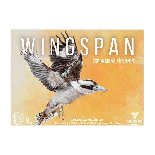 Wingspan: Espansione Oceania  (Lingua: Italiano - Stato: Nuovo)