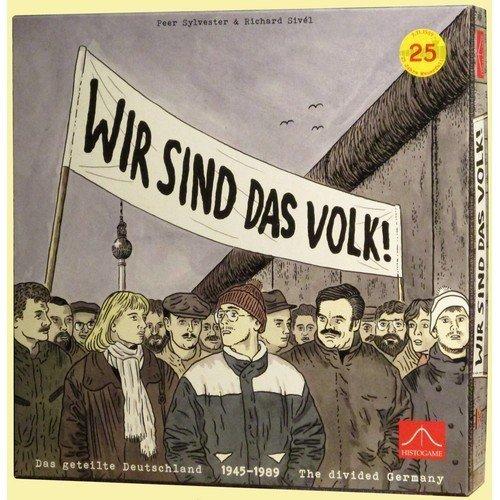 Wir sind das Volk!  (Language: English, German - Conditions: New)
