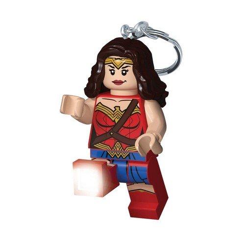 Wonder Woman Lego Portachiavi Led Light 8cm  (Stato: Nuovo)