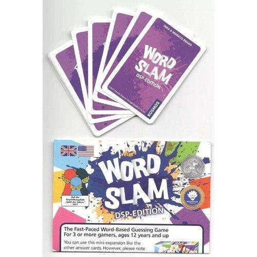 Word Slam, DSP-Edition  (Lingua: Inglese, Tedesco - Stato: Nuovo)