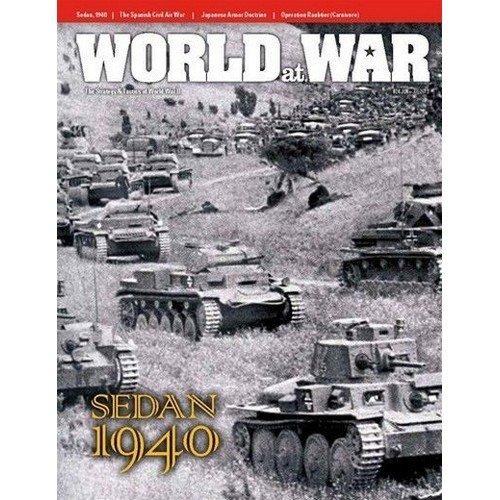 World at War #24: Sedan 1940  (Lingua: Inglese - Stato: Nuovo)