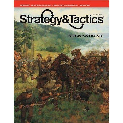 Strategy & Tactics #284: Shenandoah  (Lingua: Inglese - Stato: Nuovo)