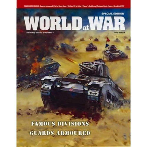 World at War #34: Guards Armoured Division  (Lingua: Inglese - Stato: Nuovo)