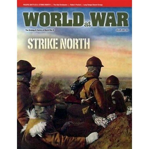 World at War #35: Strike North  (Lingua: Inglese - Stato: Nuovo)