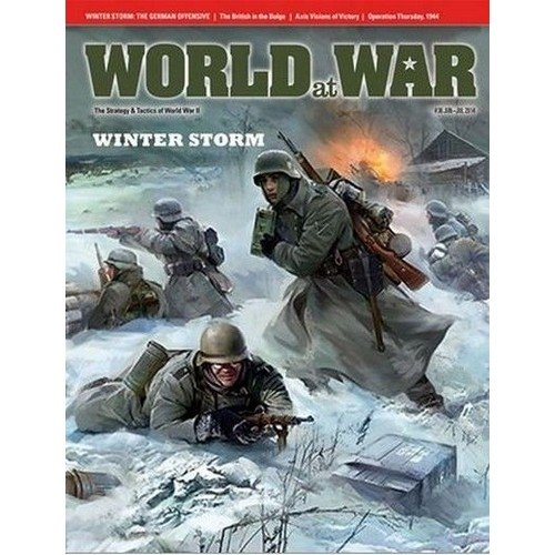 World at War #36: Winterstorm  (Lingua: Inglese - Stato: Nuovo)