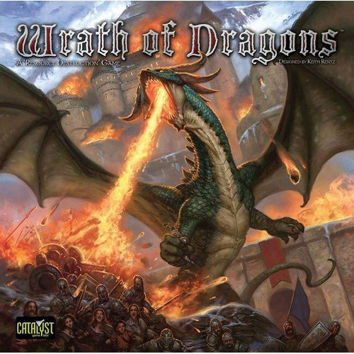 Wrath of Dragons  (Lingua: Inglese - Stato: Nuovo)
