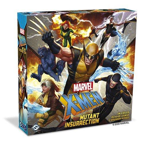 X-Men Mutant Insurrection  (Lingua: Italiano - Stato: Nuovo)