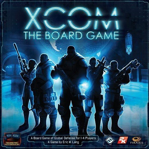 XCom: The Board Game  (Lingua: Inglese - Stato: Nuovo)