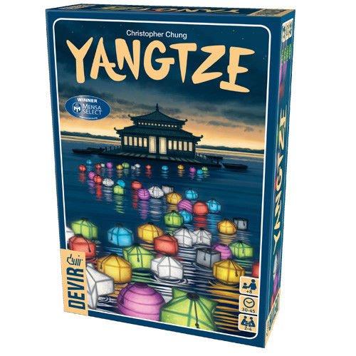 Yangtze  (Lingua: Italiano, Inglese, Spagnolo, Catalano - Stato: Nuovo)