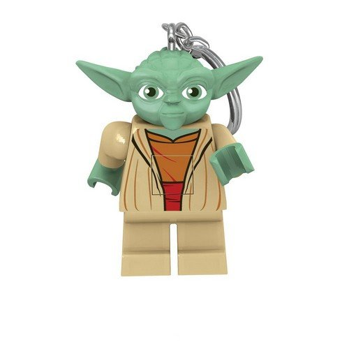 Yoda Lego Portachiavi Led Light 6cm  (Stato: Nuovo)
