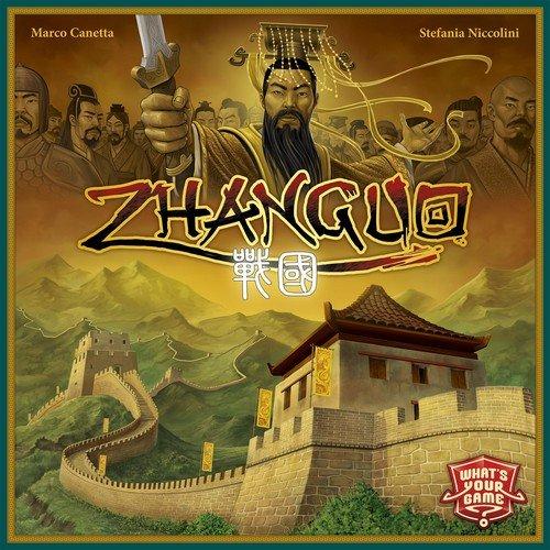ZhanGuo  (Lingua: Italiano - Stato: Usato)
